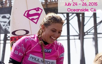 Supergirl Pro in Oceanside this Friday July 24th-July 26th