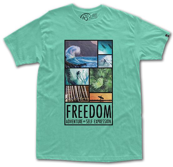Freedom-Seafoam